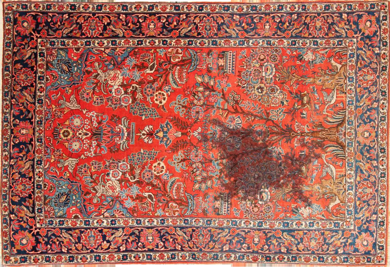orientteppich zuhause reinigen nain trading
