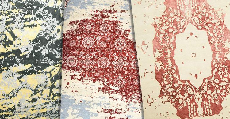 designer-teppiche online kaufen bei nain trading, Hause deko
