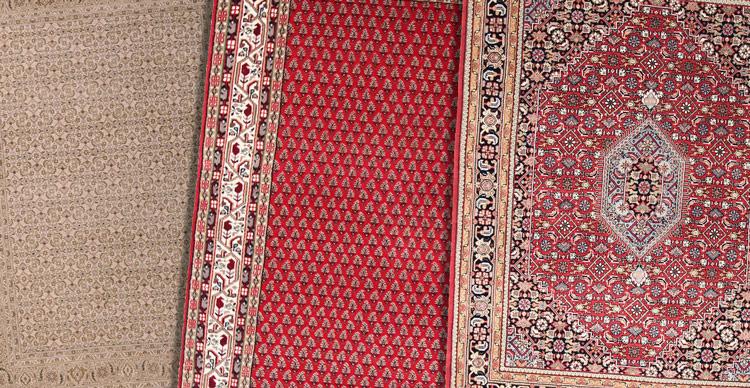 indische teppiche sch n und g nstig aus indien. Black Bedroom Furniture Sets. Home Design Ideas