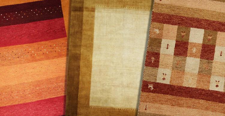 Gabbeh teppich  Indische Gabbeh Teppiche - Nain Trading